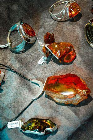 Bijoux ambre collection 2012 Terrenas en Plata