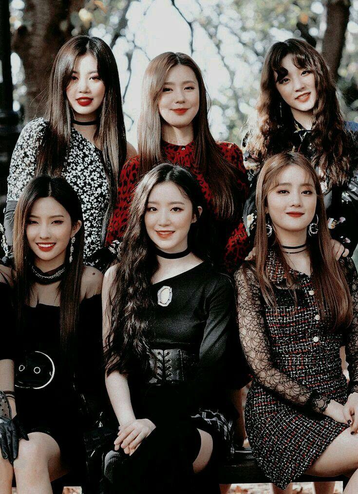 Gidle Kpop Girls Kpop Girl Groups Korean Girl Groups
