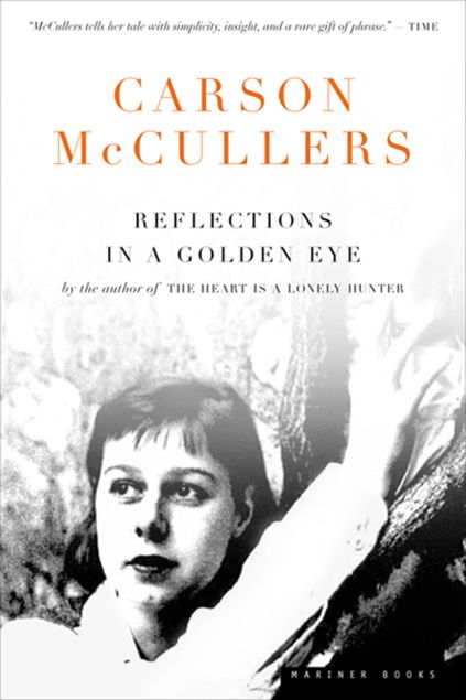Reflections in a Golden Eye by Carson McCullers   LibraryThing