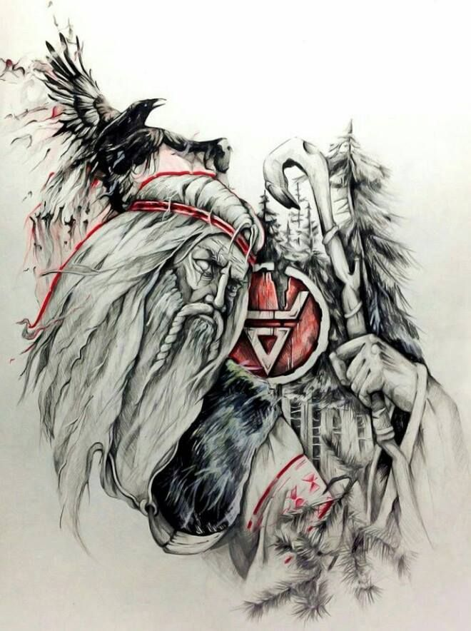 Slavic paganism & Veles
