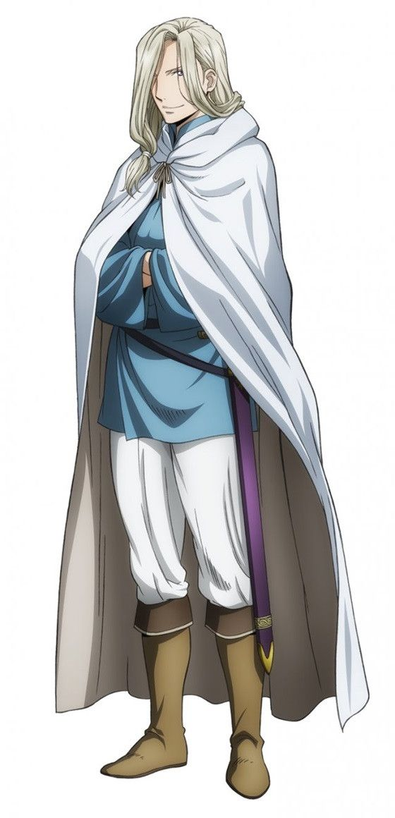 "Voice Cast for ""The Heroic Legend of Arslan"" TV Anime Announced - Narsus: Daisuke Namikawa"