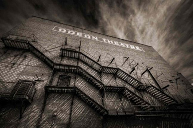 TheWalker Theatre (I don't CARE what they call it, it'll always be the Walker), Winnipeg, Manitoba BRYAN SCOTT