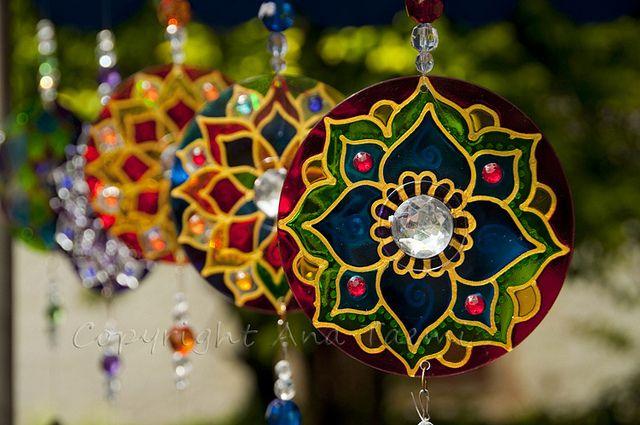 Mandala's by Ana Taemi Utiyama