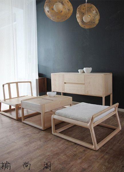 老榆木仿古典家具皇禪椅打座椅明清古典實木家具現代中式家具