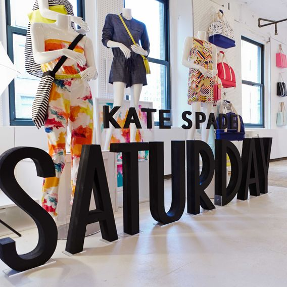 A new brand from Kate Spade New York is launching this March!!!     SIGN UP TO  GET THE NEWS FIRST: