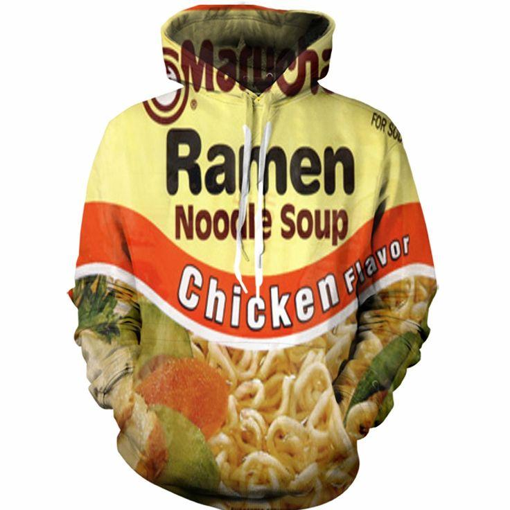 The Toppy Ramen Hoodie
