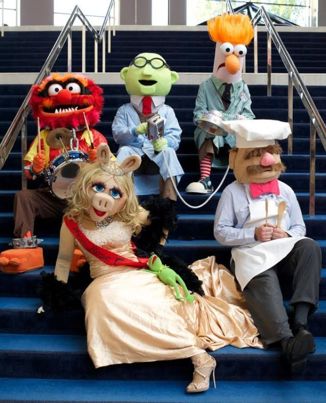 1000 Images About December Muppets Christmas On Pinterest: 1000+ Ideas About Nerd Costumes On Pinterest