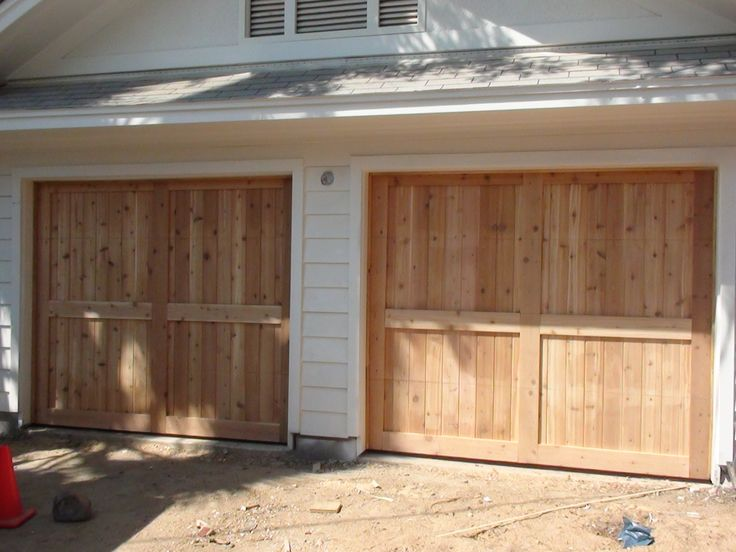 8x7 garage door52 best Architecture images on Pinterest  Garage doors Barn