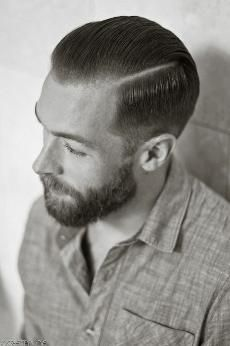 Trending men's cut and style: classic style