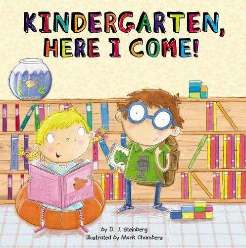 Kindergarten, Here I Come! - D.J. Steinberg; Varsta: 2+; Aceasta carte cu imagini adorabile celebrează toate reperele familiare și momentele împărtășite de fiecare copil ce merge la gradinita. Fie că este vorba de prima zi de gradinita sau de emotia a nu striu catei petreceri, fiecare aspect al experienței grădinitei este introdus intr-o lumina frumoasa cu o poezie amuzanta si de ilustratii fermcatoare. Recomandat de: psiholog Irina Forgaciu.