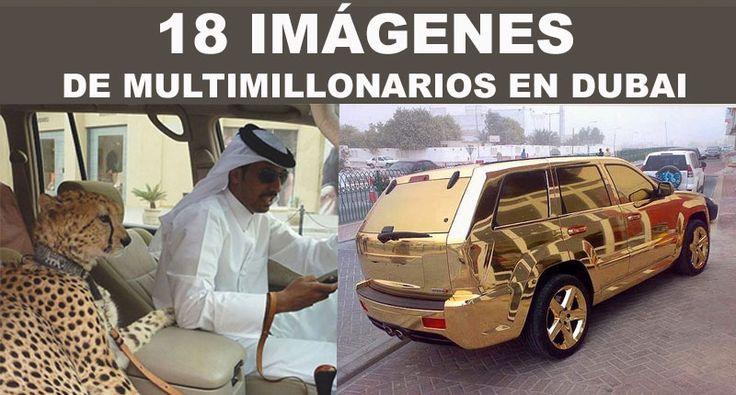 18 Imágenes de Excentricidades en Dubai - Taringa!