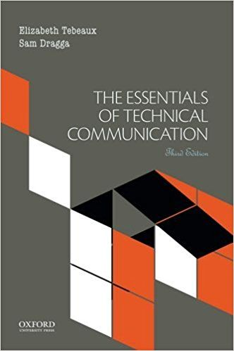 Technical Communication Book