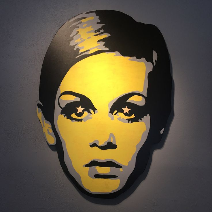 888 best Twiggy Pop Art and Mixed Media images on Pinterest   Pop ...