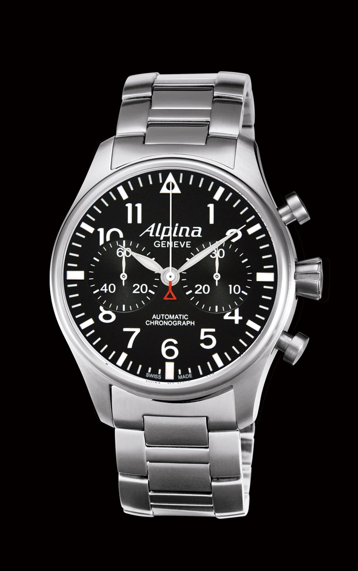 11 best Alpina Geneve Watches images on Pinterest