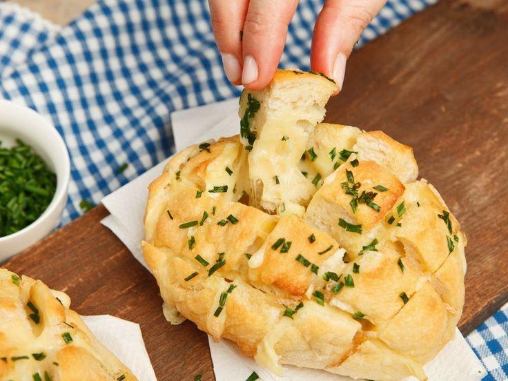 Brötchen-Igel mit Käsefüllung | Für Sie