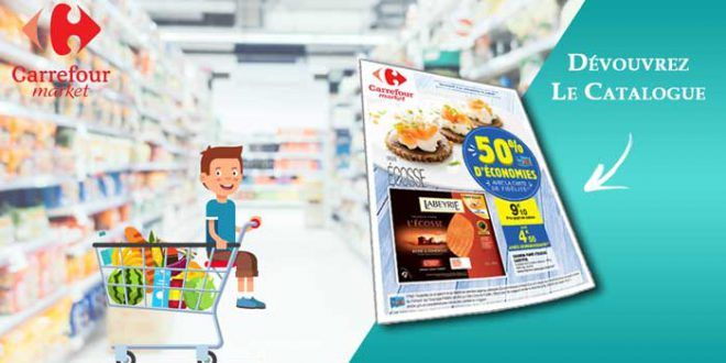 Catalogue Carrefour Market Du 03 Au 15 Juillet 2018