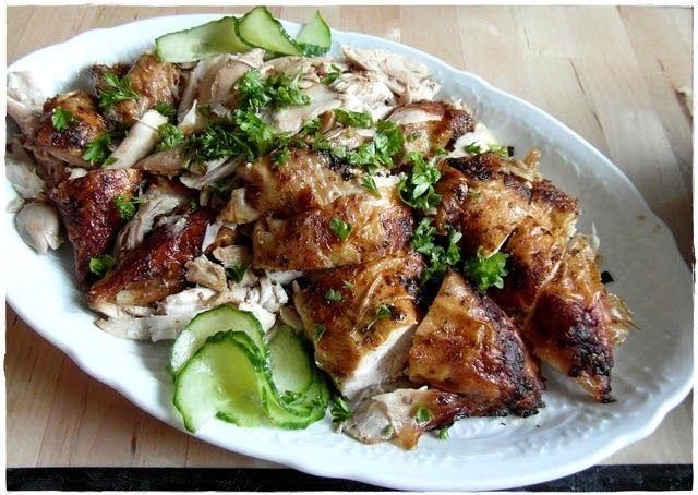 Det finns maträtter som blir favoriter och som man aldrig tröttnar på. Den här kycklingrätten är en sådan och den har hängt med i mit...
