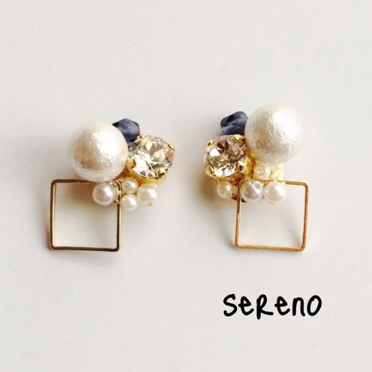 This is very creative for a set pf design on a ear rings.Love it!!!