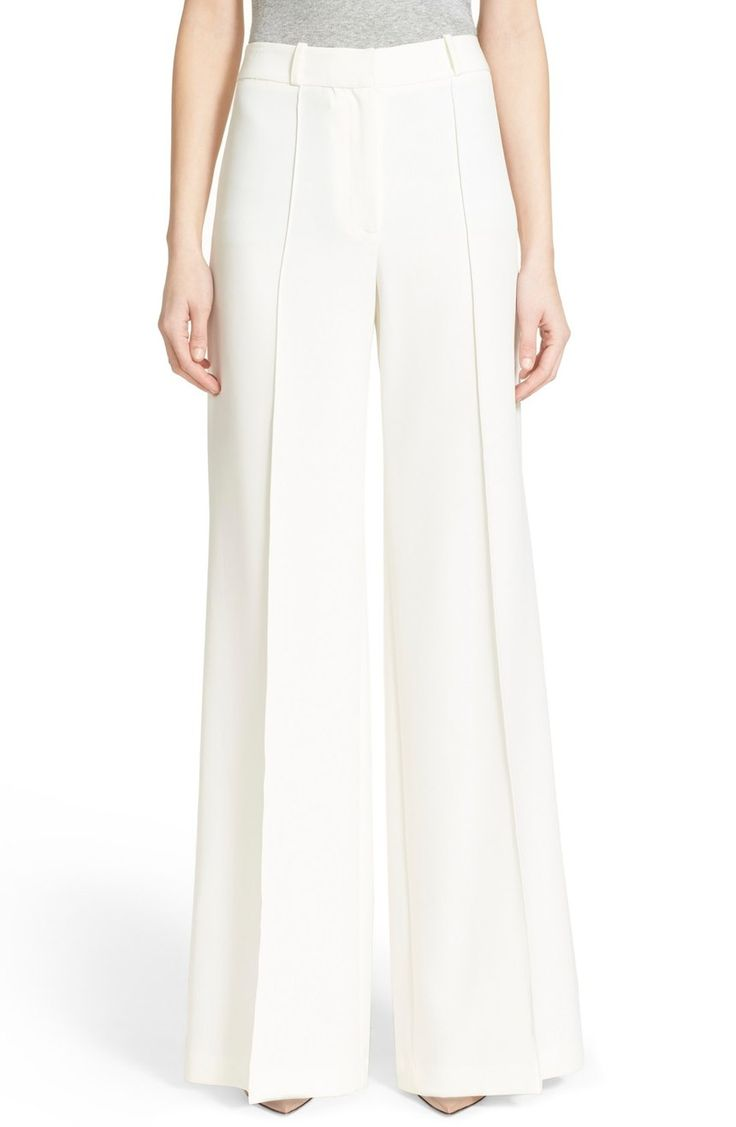 Definitely adding these chic wide leg trousers to the work wardrobe!