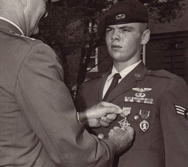 This Pj Is The Most Decorated Enlisted Airman In History Military