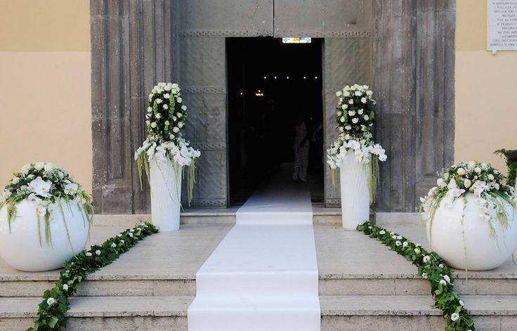 Gli addobbi floreali per la Chiesa: ecco dove collocarli!
