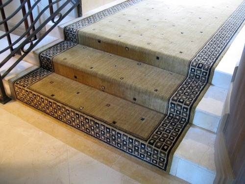 carpet runners for stairs modern | Home Designs Wallpapers
