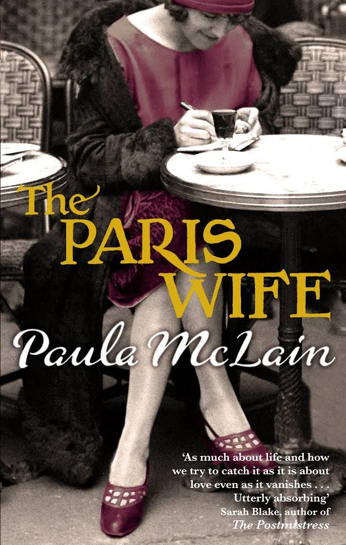I do realise I read a lot about Paris. This story is a wonderful book from the other side of the story.