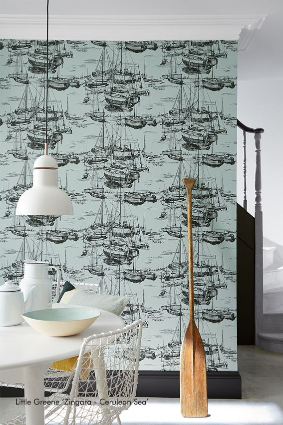 10 best Little Greene - Blue Collection images on Pinterest ...