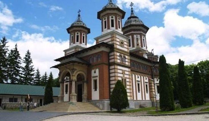 Manastirea Sinaia - Hotel Carpathia Sinaia
