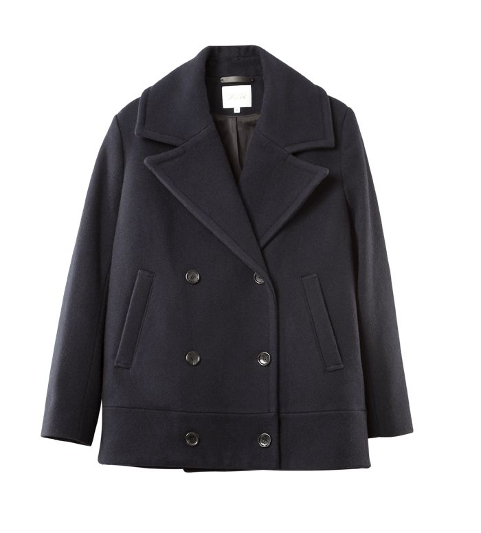 Harika Peacoat, Navy Blue, House of Dagmar