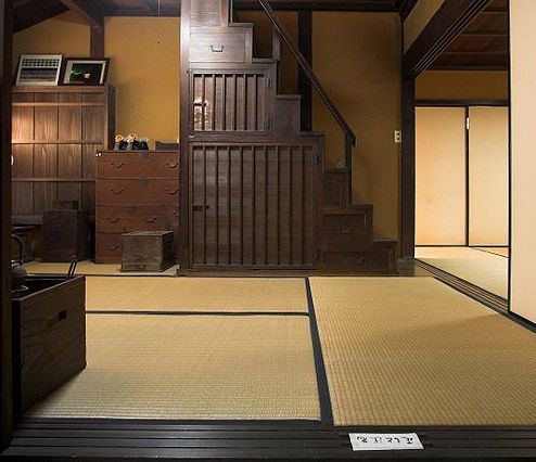 170 best images about beautiful asian interiors on pinterest for Japanese tatami room design