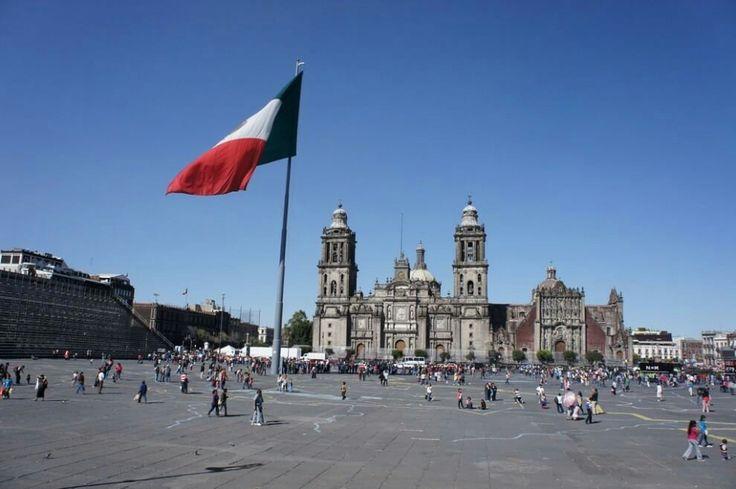 El Zocalo, Città del Messico