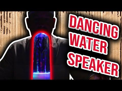 $5 Dancing Water Speaker.  Dancing Water Speakers Review. https://youtube.com/watch?v=DPgtS8HUynY