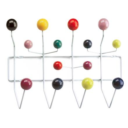 Hang it all Garderobe, Vitra, Design: Charles & Ray Eames
