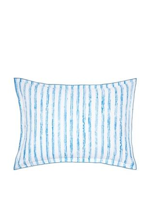 66% OFF Designers Guild Jinshi Sham (White/Blue)