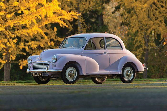 Rare 1961 Morris Minor Million heads to auction in Arizona