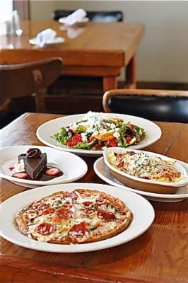 Tony's Pasta Shop & Trattoria :: Bluff View Art District - Great restaurant, reasonably priced and right next to Rembrandts. They can have a long wait so try to call ahead or go during a slow time (parking will be better then too). Weekends are always very busy. #MyHometownPins