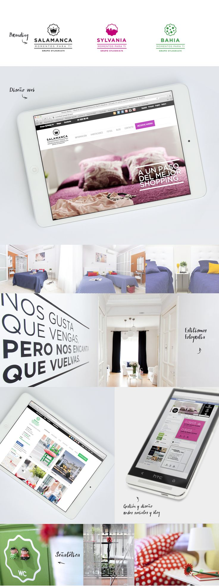 SILVANIA #wannaone #interiorismo #branding #fotografia #estilismo #redessociales #home #staging #design #web #hostal salamanca
