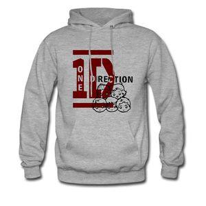 1D logo kartun personil