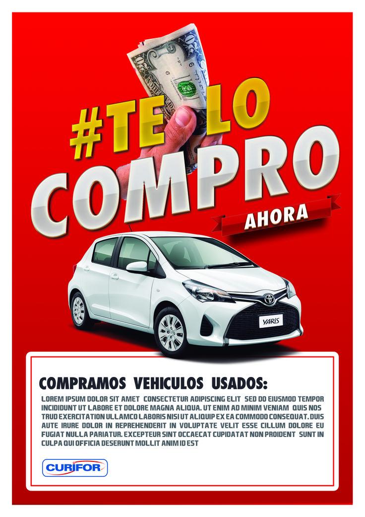 Campaña Curifor Compra de autos usados