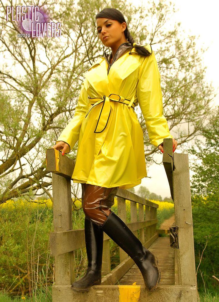 784 besten yellow bilder auf pinterest gelbe regenjacke. Black Bedroom Furniture Sets. Home Design Ideas