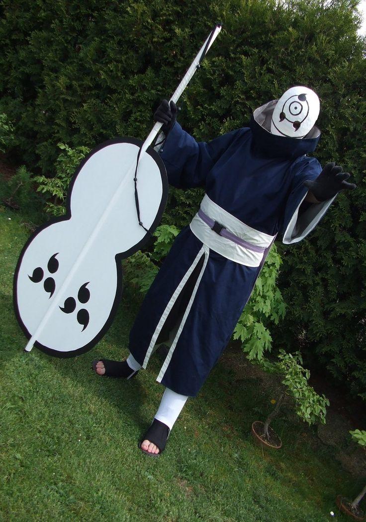 Tobi cosplay - Embrace the darkness by IkasuTaiki.deviantart.com on @deviantART