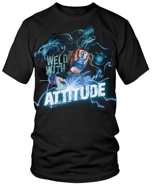 Welding Shirt Designs