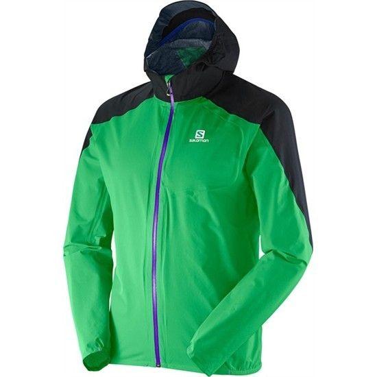 Chubasquero Salomon Bonatti WP Jacket. K2 Planet, la tienda online de montaña.