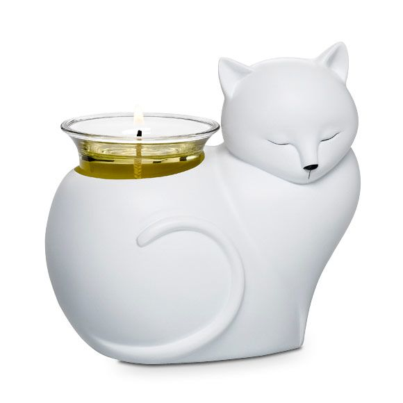 PartyLite.....Mama Cat Votive Holder...... (sold separately from the baby)