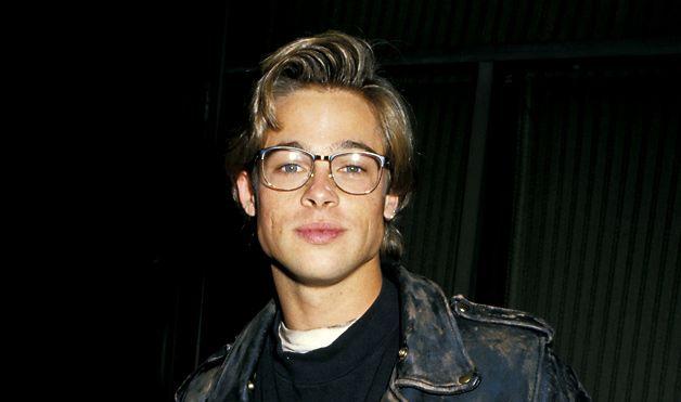 Brad Pitt looking hott... Brad Pitt Basketball
