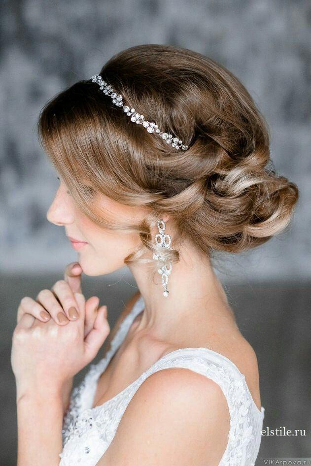 accessoires cheveux coiffure mariage chignon mariée bohème romantique retro, BIJOUX MARIAGE (115)