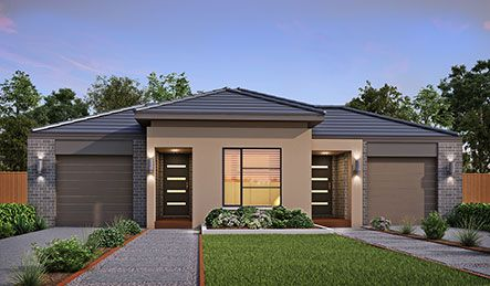 Our Part Render Belle Facade. Visit our website for more information on our range of options for your new home.