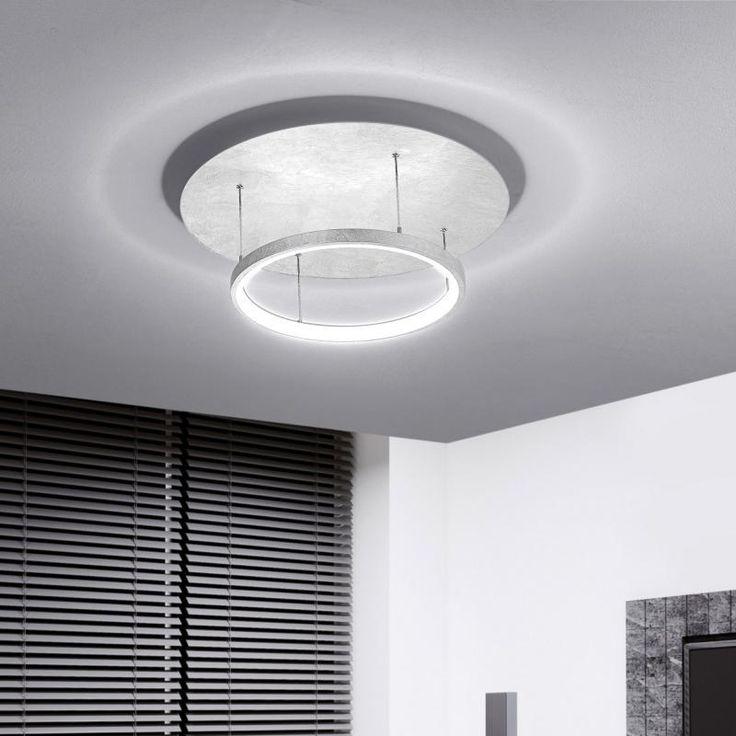 Yli tuhat ideaa Deckenleuchte Rund Pinterestissä Deckenlampe - deckenleuchte led küche
