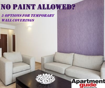 Perfect You CAN Pretty Up Your Apartment Walls Without Paint! Pictures Gallery